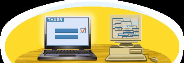TAXER Забудьте о дорогостоящем бухгалтерском софте, перегруженном избыточными функциями!