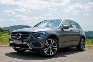 Mercedes GLC класса: основные характеристики и особенности