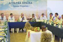 Первые должностные лица страны вместе с аграриями обсудили дальнейшее развитие в АПК