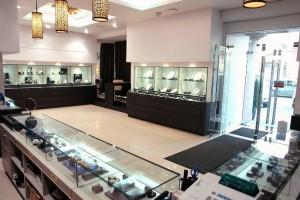 В поисках новых рынков для ювелирных изделий и часов