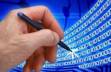 В 1-ом полугодии электронные ключи получили более 400 тыс. предпринимателей