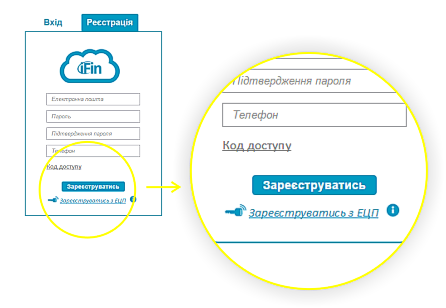 Сдача ЕСВ в iFin (бесплатная и платная возможность): подробная инструкция