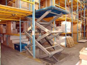 Бизнес-идея: продажа гидравлических подъемных столов и платформ