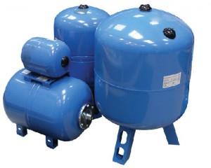 Как выбрать гидроаккумулятор для водопровода