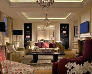 Особенности дизайна интерьера гостиниц