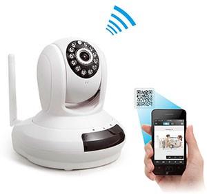 IP-видеокамера для родителей