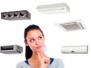 Какой кондиционер выбрать: настенно-потолочный или оконный?