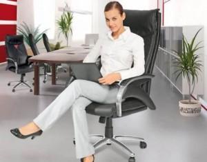 Офисное кресло. Грамотный выбор