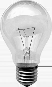 История создания лампочки