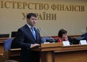 Роман Насиров обещает вдвое поднять зарплату работникамФискальной службы Украины