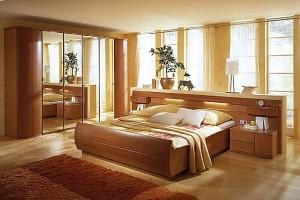 Как сделать уютной спальню на съемной квартире