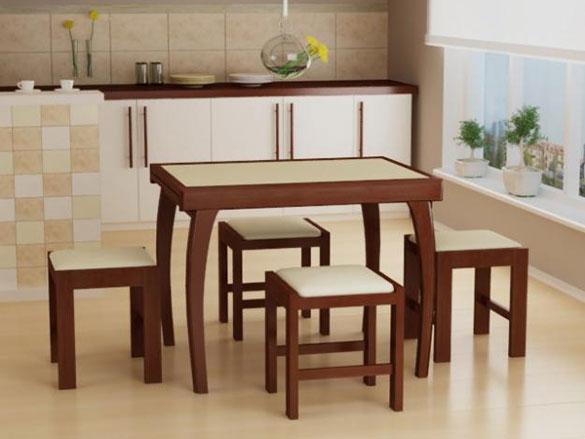 Как выбрать кухонный стол?