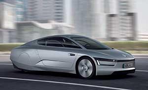 Немецкий Фольксваген создал самое экономичное авто XL1