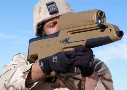 Новые штурмовые винтовки США