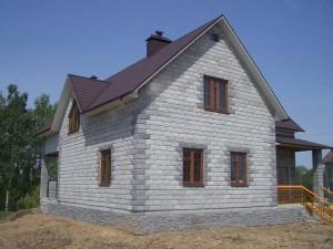 Достоинства домов из газобетона