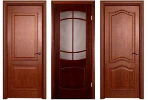 Технология установки межкомнатных дверей