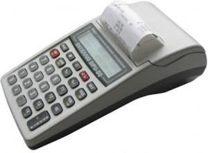 Работа с кассовым аппаратом и сканером штрих кода