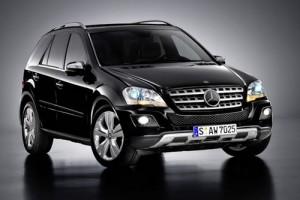 Mercedes ML 350 CDI – зарождение искусственного автоинтеллекта