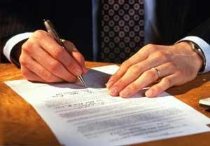Юридическая помощь в процессе оформления договора купли-продажи авто