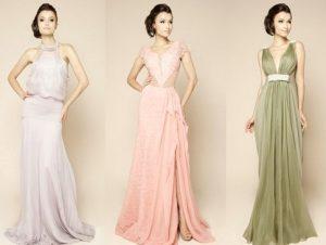 Пастельные тона всегда в моде: лучшие оттенки для платьев