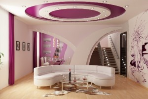 Бизнес идея: производство натяжных потолков