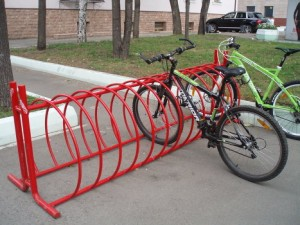 Бизнес-идея: производство велопарковок
